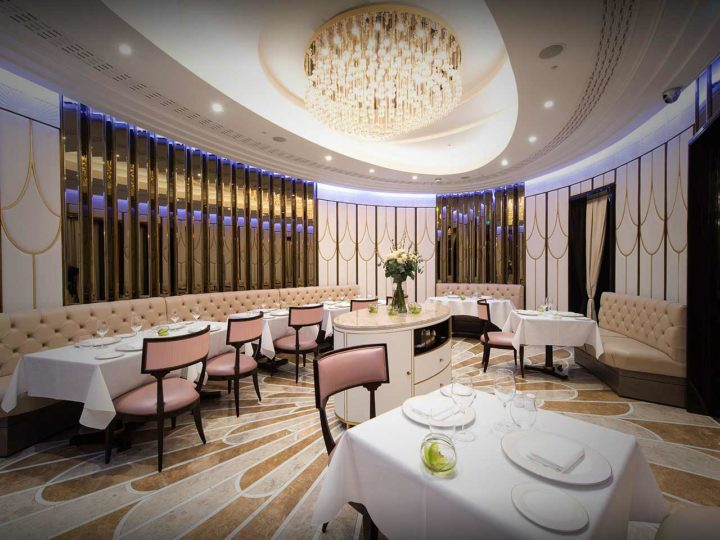 REVIEW: Oval Restaurant, The Wellesley Hotel, Knightsbridge