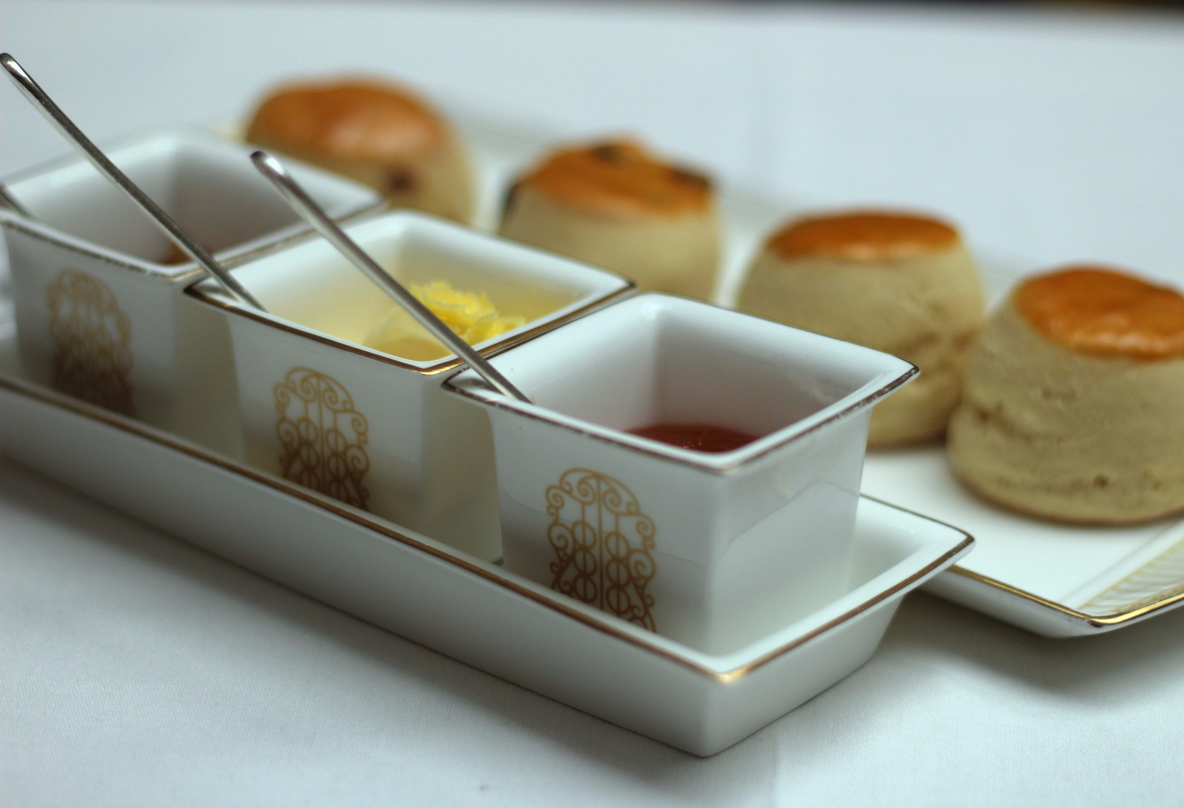 review the landmark london afternoon tea marylebone road