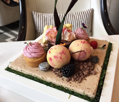 Review: Afternoon Tea at Wellington Lounge