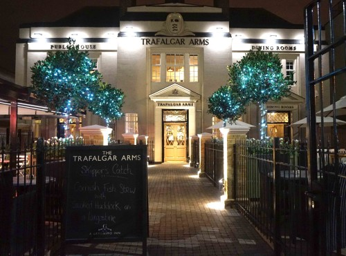 Review The Trafalgar Arms Tooting High Street Tooting