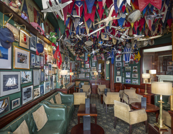 REVIEW: The American Bar, The Stafford London, St James's Place, London