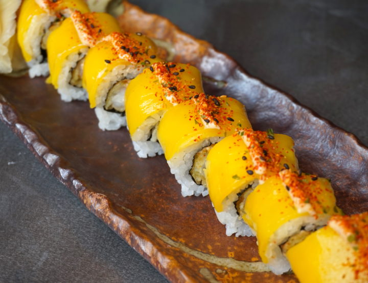 REVIEW: Sushi and Robata, Whole Foods Market, Kensington, London