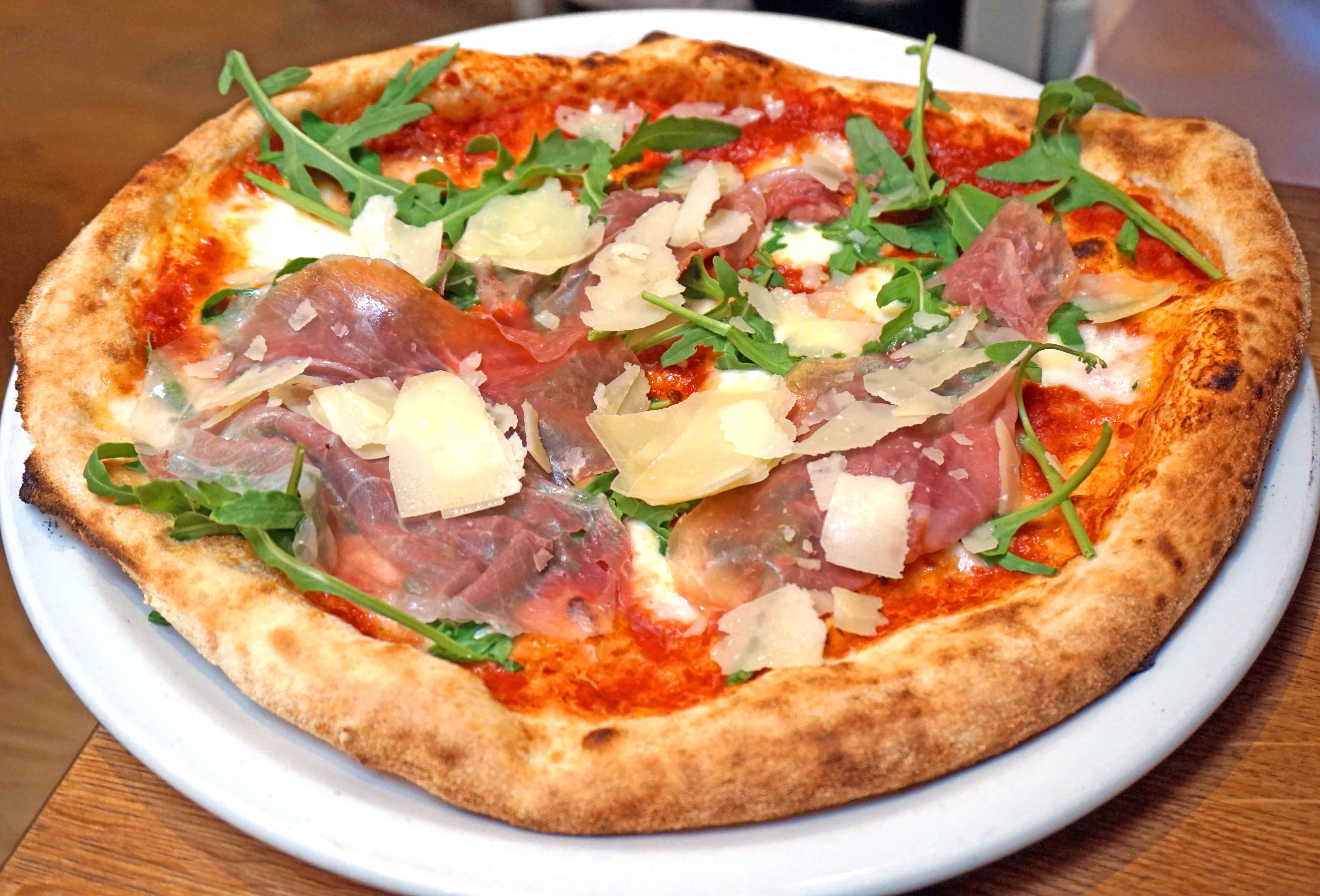 Pizzicotto Kensington High Street Review The Foodaholic