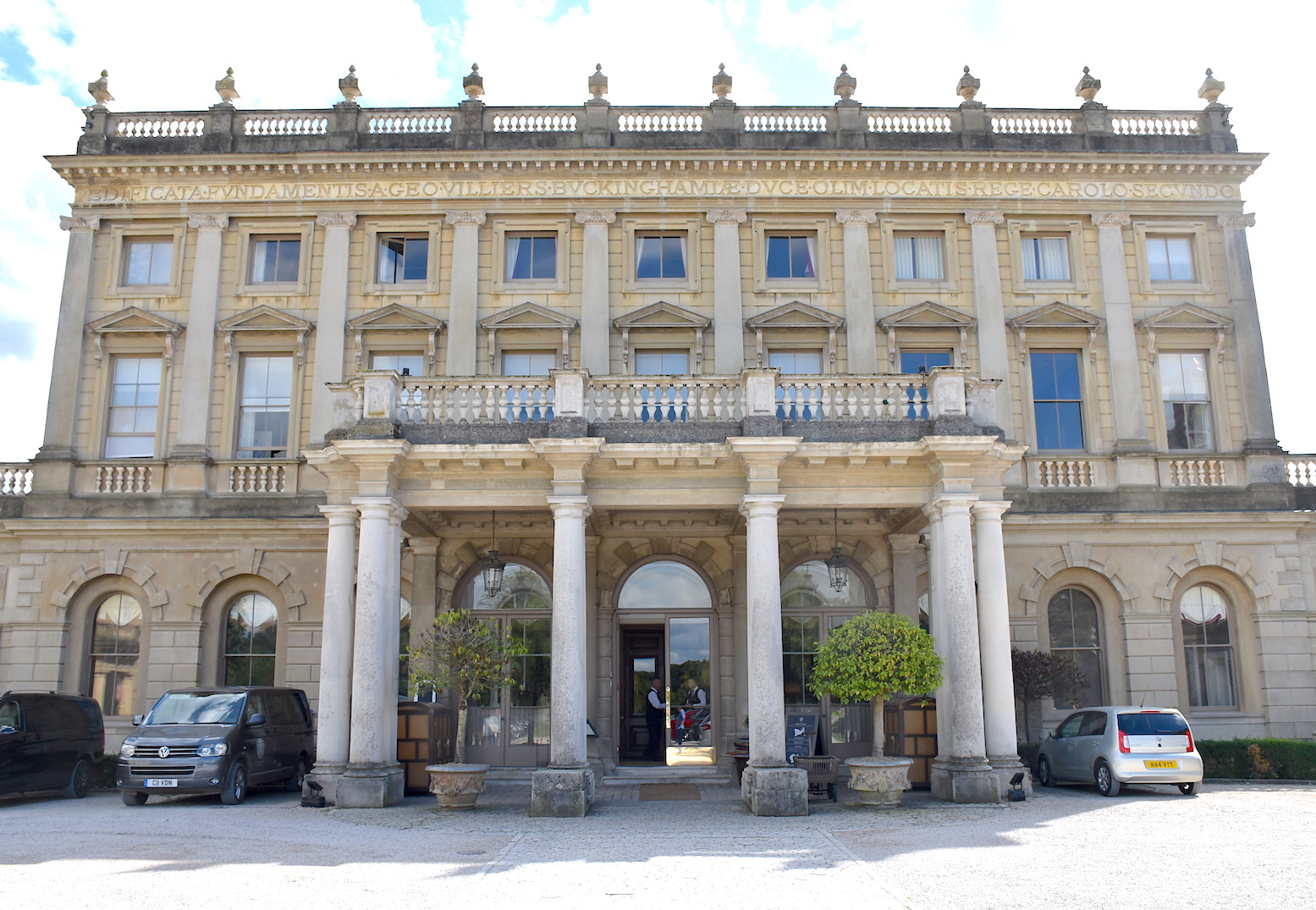 cliveden house hotel review 5 star country house luxury. Black Bedroom Furniture Sets. Home Design Ideas