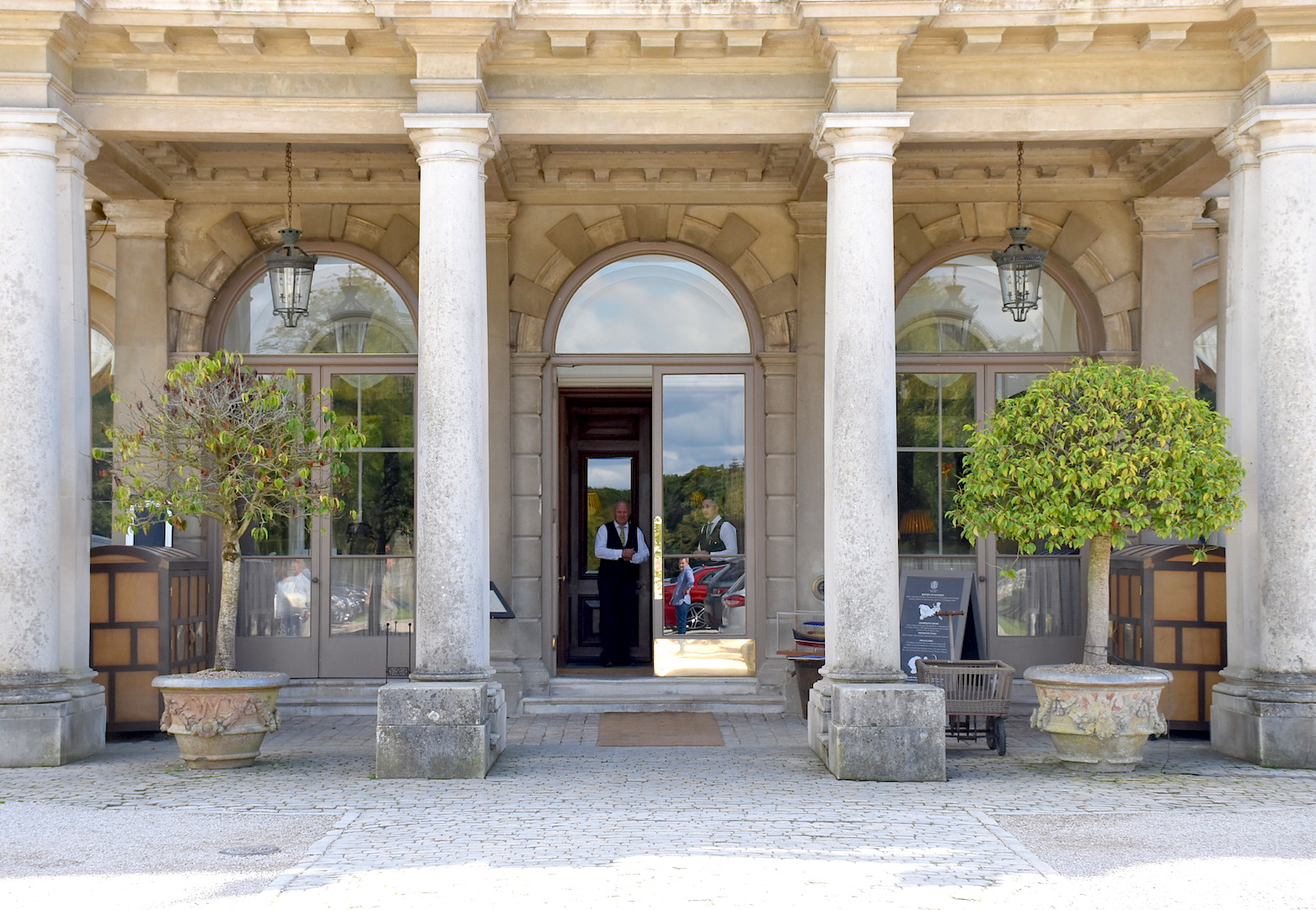 cliveden house hotel review 5 star country house luxury