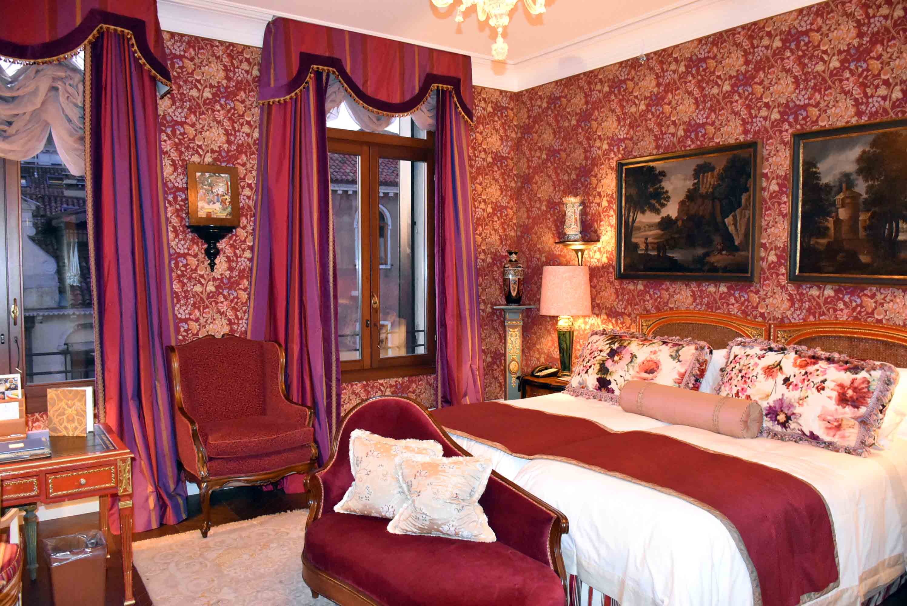 Gritti Palace Luxury Hotel Suite Venice