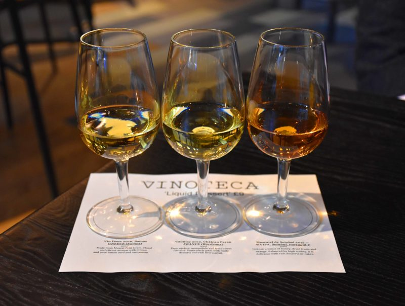 Vinoteca City Wine Flight The Foodaholic