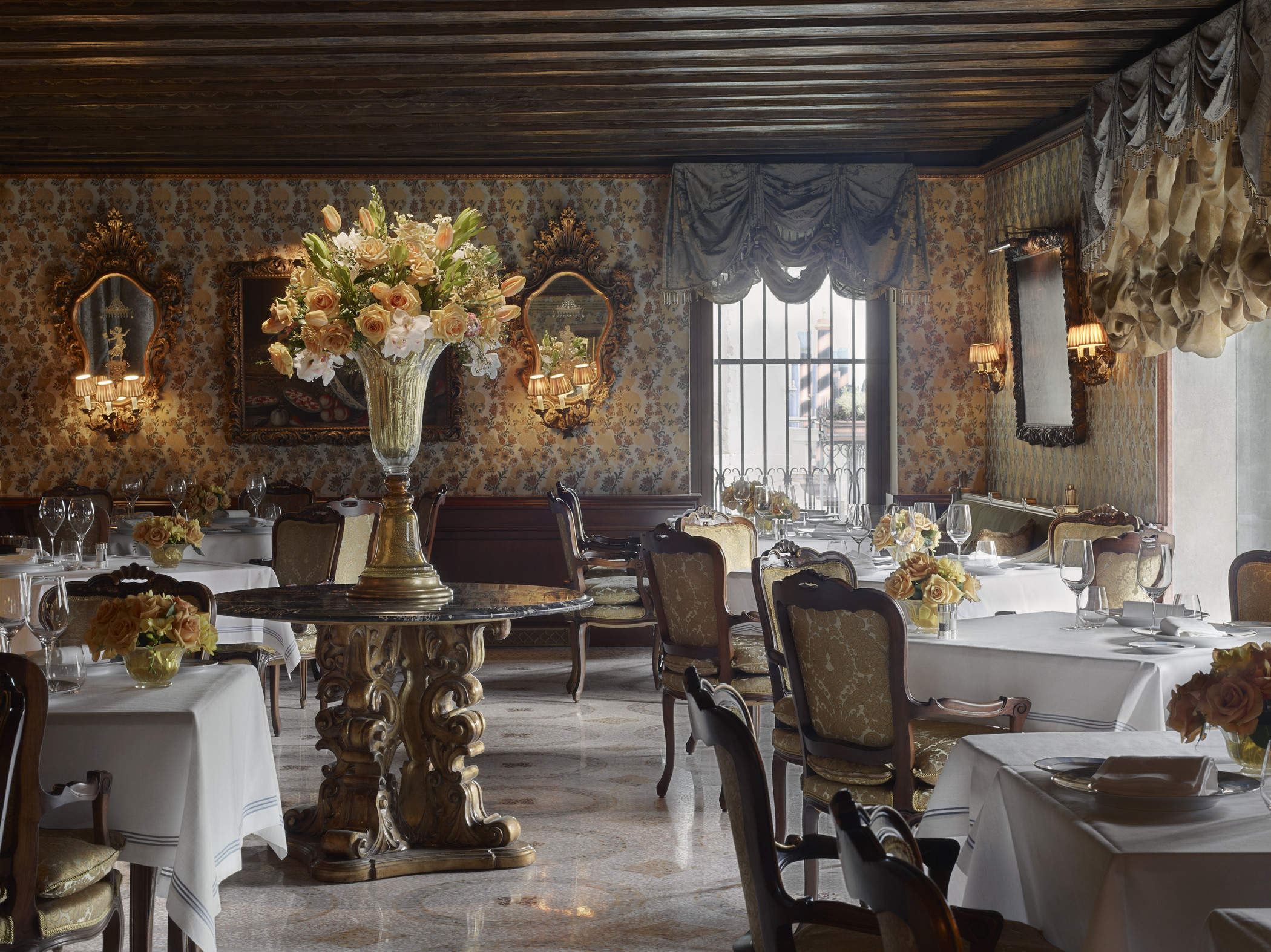 Club Del Doge Restaurant Review Exquisite Fine Dining At The Gritti