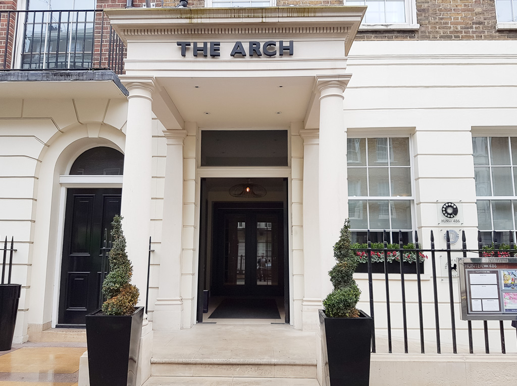 The Arch London Hotel Review A Boutique Five Star Stay In