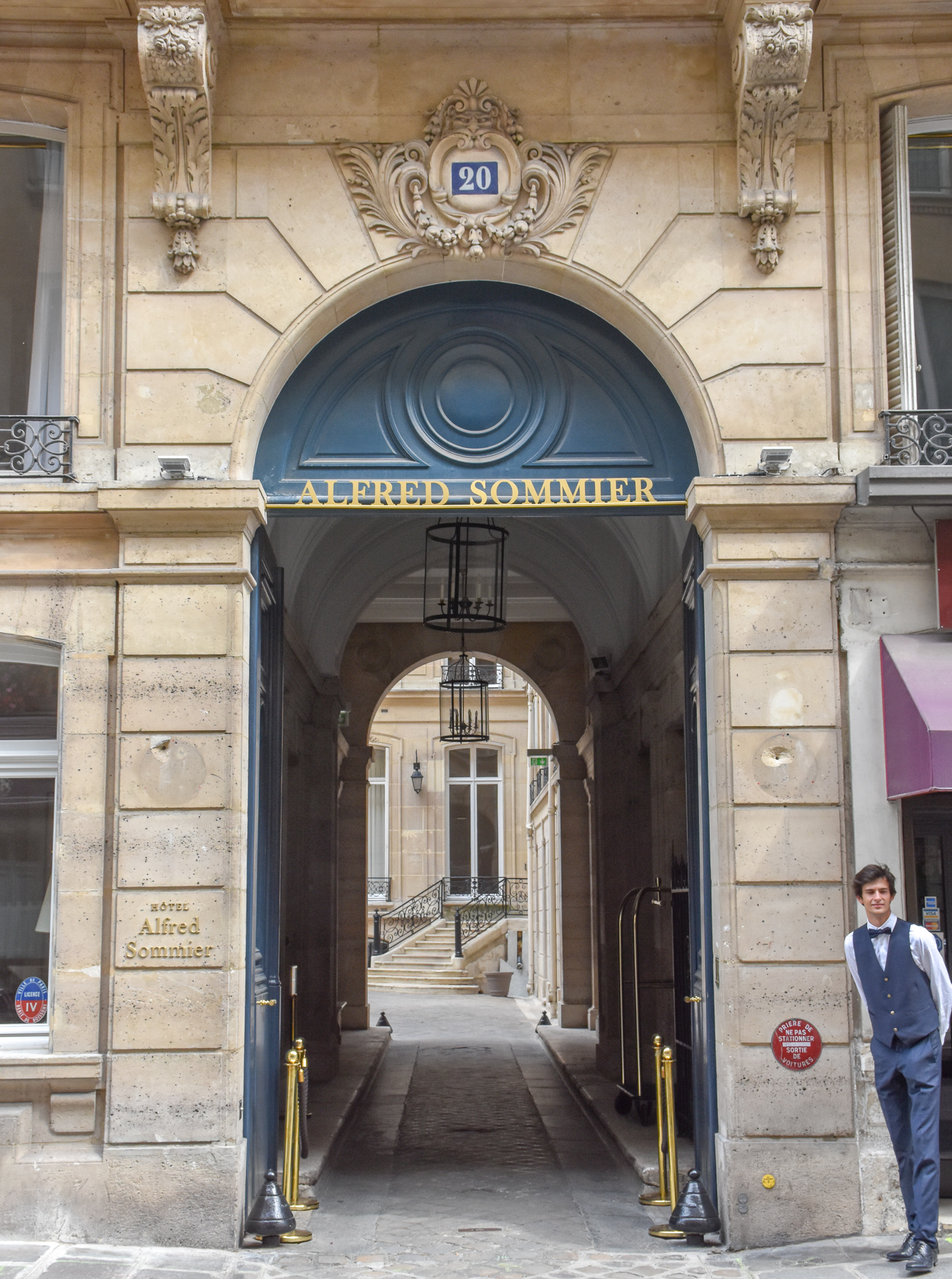 Hotel Alfred Sommier Review A Boutique Luxury Stay In The Heart Of