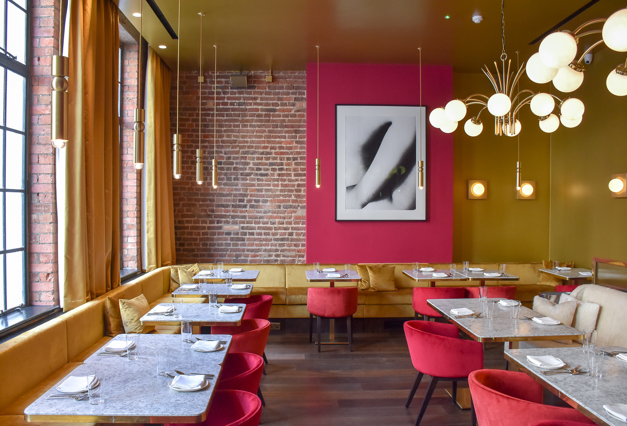 Gazelle restaurant review modern experimental fine