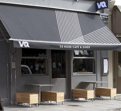 Review Vq Vingt Quatre Fulham Road Fulham The