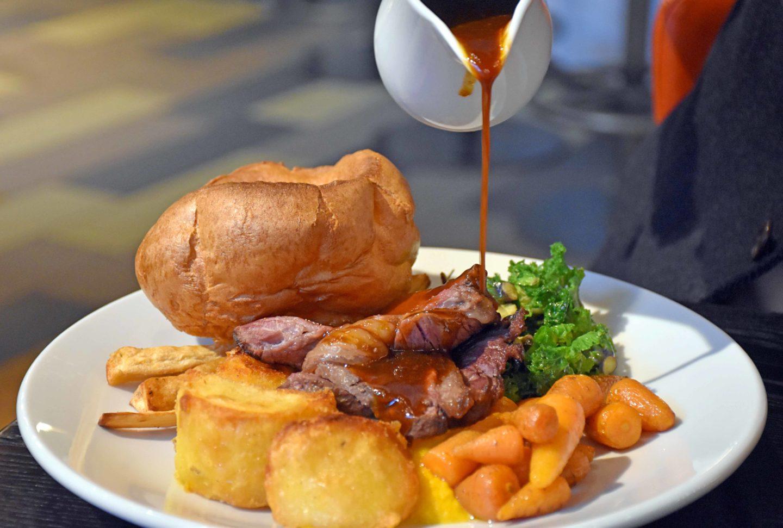 Vinoteca City Restaurant Review Sleek Sunday Roast